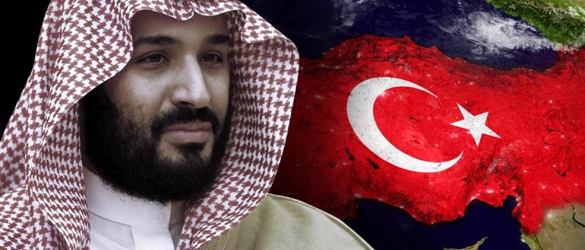 صحيفة سعودية تكشف المخطط التركي لتنحية بن سلمان بذريعة خاشقجي