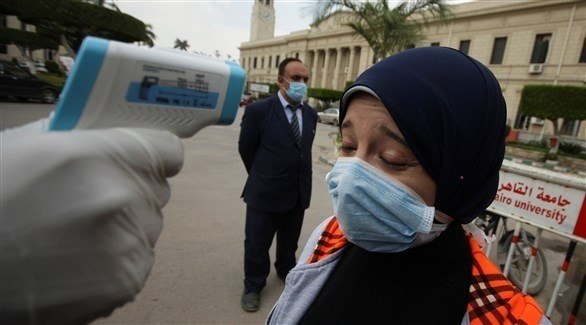 مصر: 752 حالة جديدة بكورونا و29 وفاة