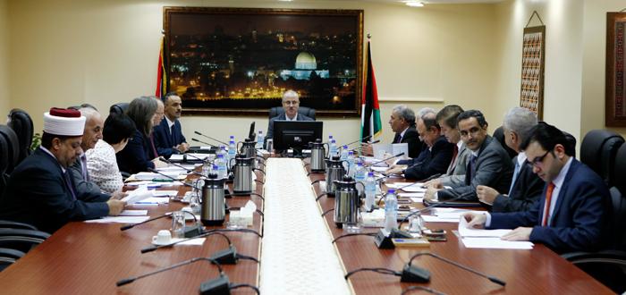 الحكومة الفلسطينية: فرض سيادة الاحتلال على الضفة إعلان حرب وإنهاء لما يسمى عملية السلام