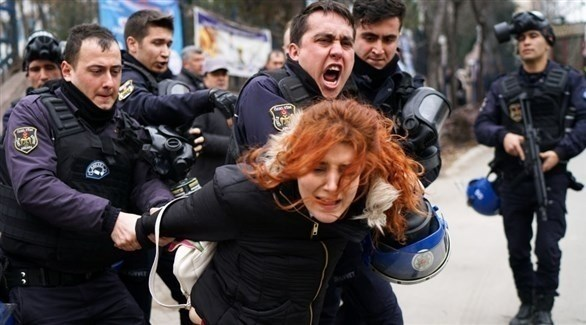 نقابة محامي أنقرة:السجون التركية تعذيب وحبس إنفرادي وتعرية للمعتقلات