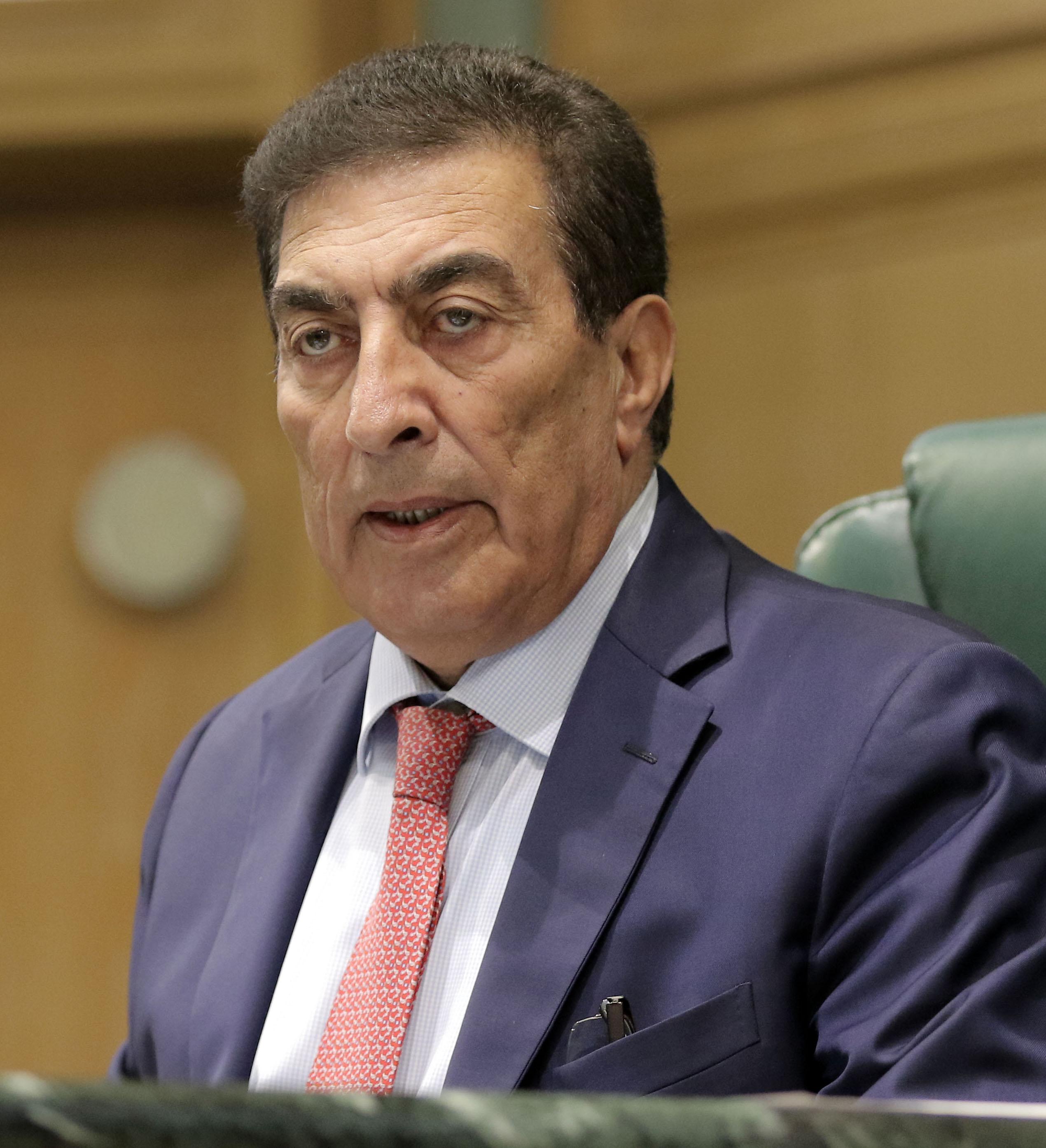 الطراونة يدين الأعمال الإرهابية في ليبيا والصومال