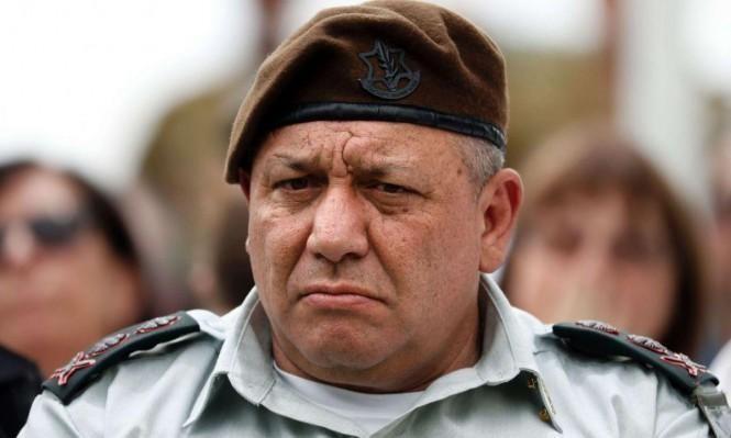 آيزنكوت يحذر من انفجار أمني في الضفة الغربية نتيجة الإجراءات الأميركية