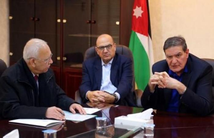 نقابة المهندسين تبحث قضية مبتعثي هيئة الطاقة الذرية الأردنية
