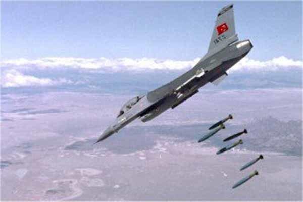 غارات تركية عنيفة على شمال العراق