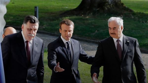 بنود المبادرة الفرنسية لحل الأزمة الليبية