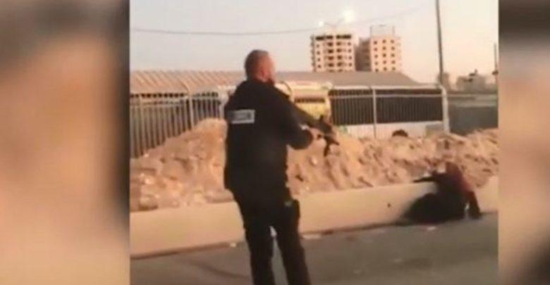 استشهاد فلسطينية برصاص جيش الاحتلال الإسرائيلي عند حاجز قلنديا شمال القدس