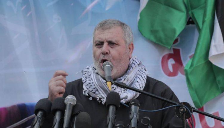 البطش : الحلول الجزئية لأزمات غزة لن توقف مسيرات العودة
