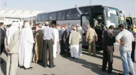 الأوقاف : وصول أول قوافل الحجاج الأردنيين إلى المملكة اليوم