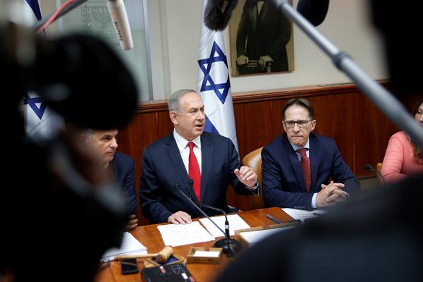 نتن ياهو يعلن حصول إسرائيل على تأيد مطلق لحماية أمنها في غزة