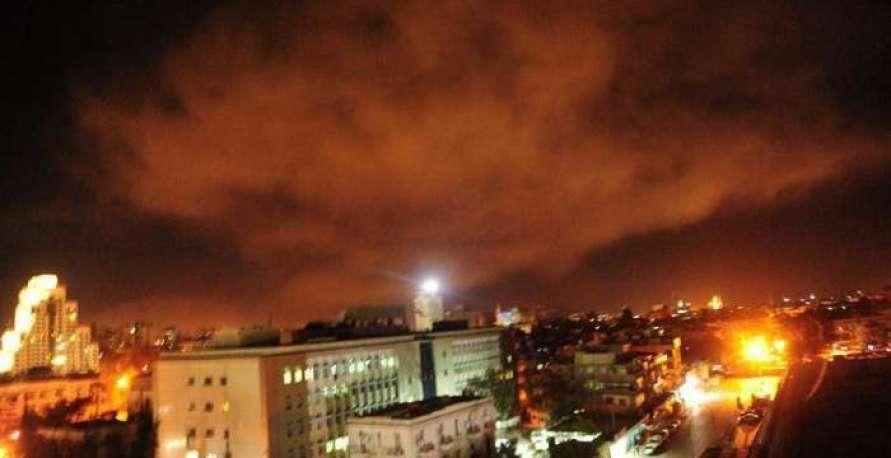 ما هو الهدف الذي تعرض للهجوم في سوريا؟