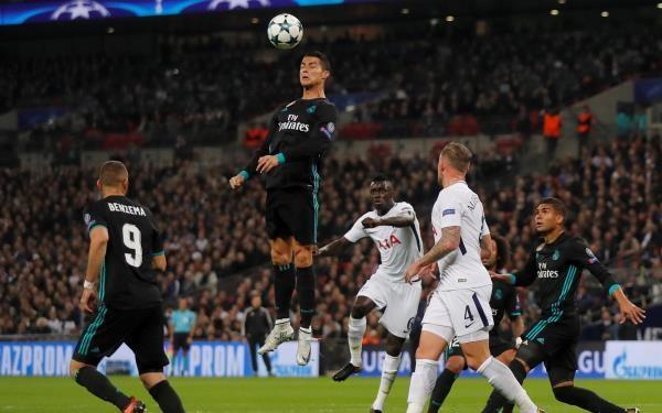 توتنهام يضاعف محنة ريال مدريد بثلاثية في ويمبلي