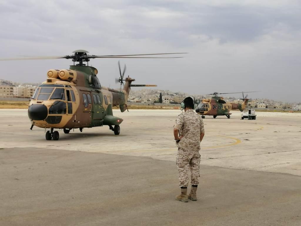 بتوجيهات ملكية..القوات المسلحة الأردنية تساعد بإخماد الحرائق في لبنان