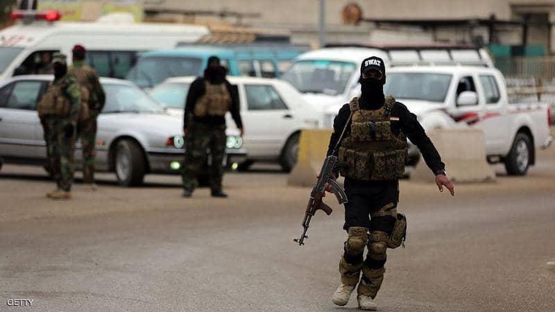 """العراق يطلق عملية """"التراب الأسود"""" لملاحقة فلول داعش"""