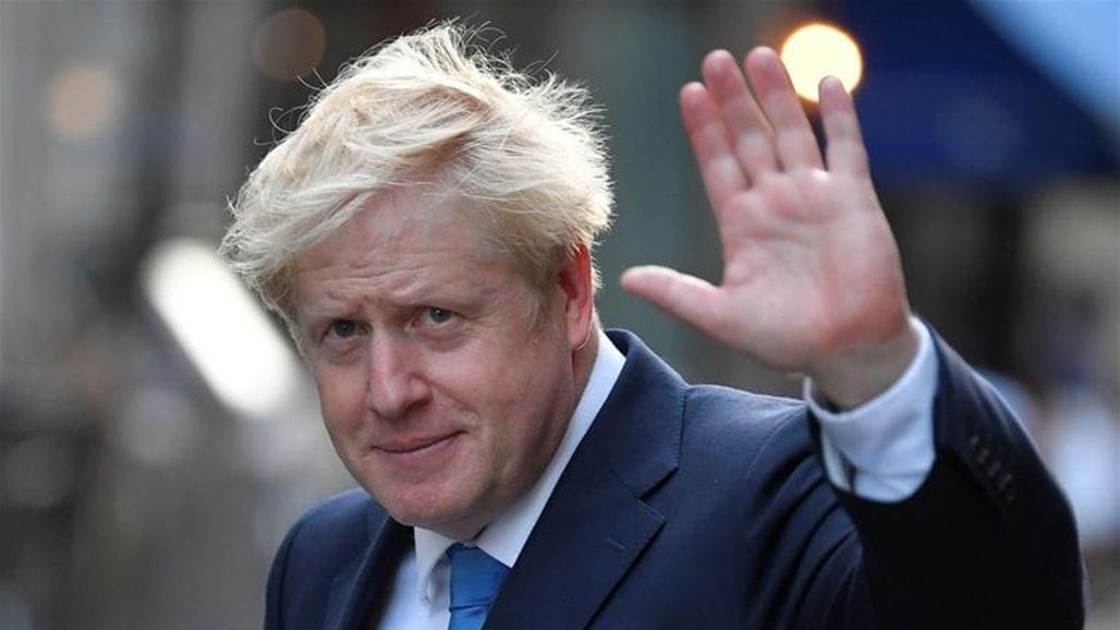 استقالة رئيس الوزراء البريطانى بوريس جونسون