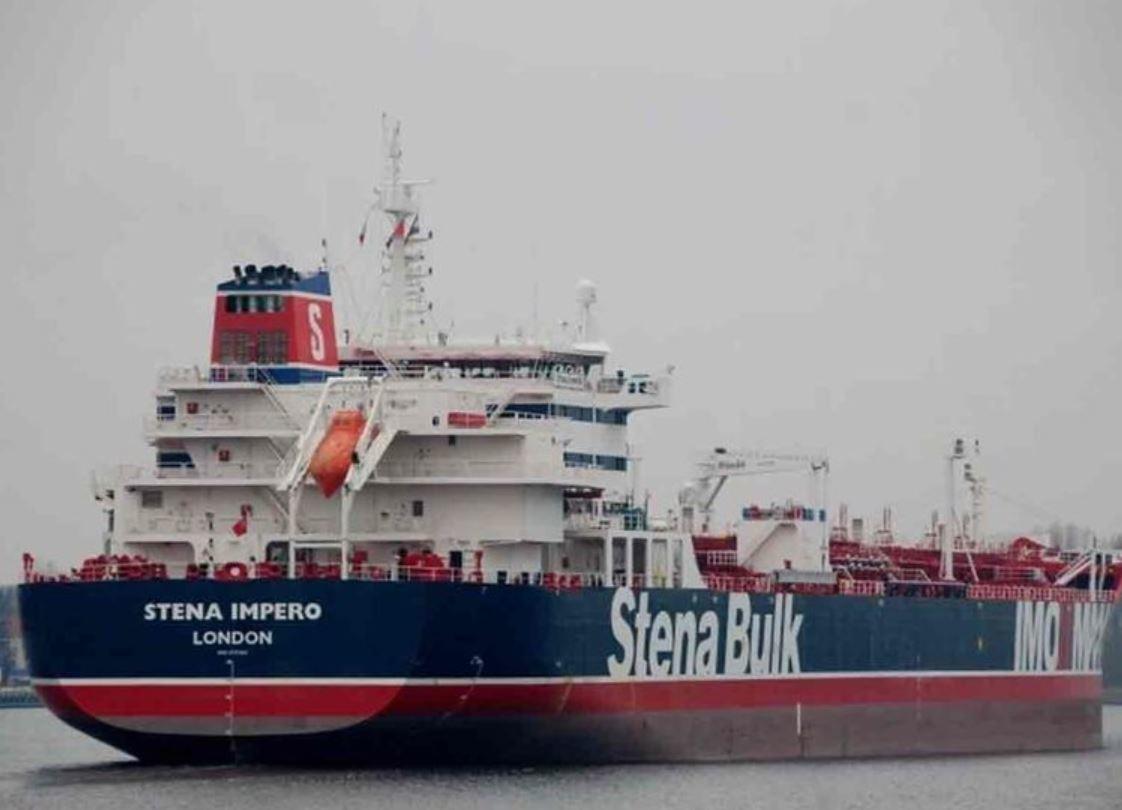 """مسؤول إيراني: وصول ناقلة النفط البريطانية إلى ميناء """"بندر عباس""""...وهنت يحذر!"""