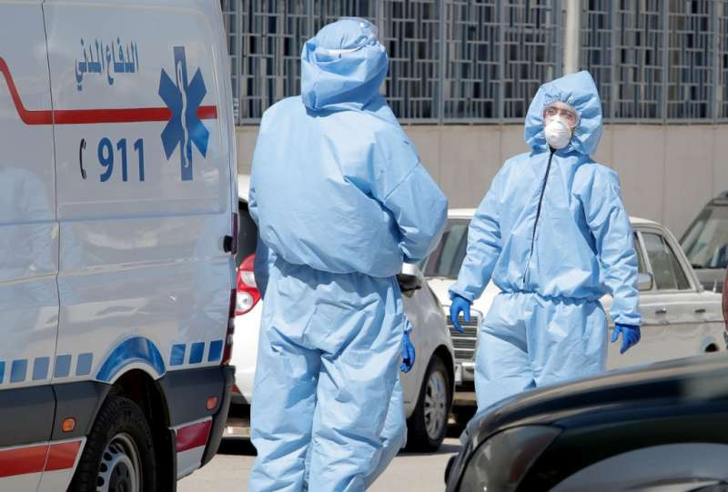 جرش: عزل 4 بنايات سجلت فيها إصابات بفيروس كورونا