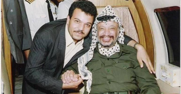 """مرافق الزعيم ياسر عرفات """"يتمنى الموت"""""""