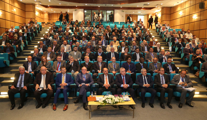 مؤتمر الخرسانة الاميركي يعقد مؤتمره الاقليمي في الجمعية العلمية الملكية