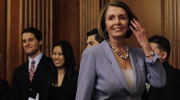نانسي بيلوسي رئيسةً لمجلس النواب الأمريكي للمرة الثانية