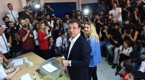 اللجنة العليا للإنتخابات التركية تعلن رسمياً فوز أوغلو برئاسة إسطنبول