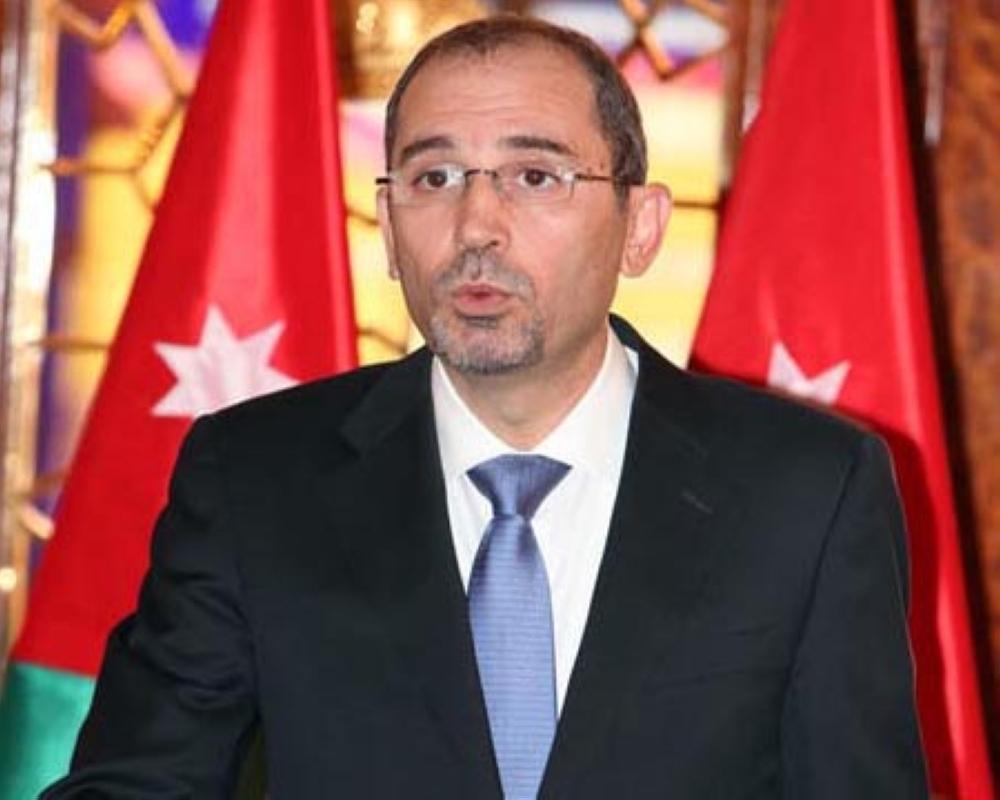 الصفدي يؤكد موقف المملكة لإيجاد حل سياسي للأزمة السورية