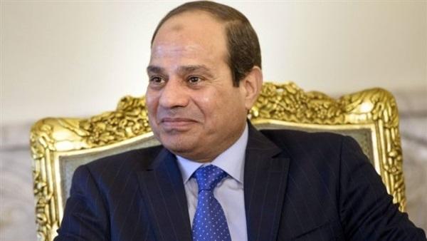 الرئيس المصري السيسي يجري مكالمة هاتفية مع رئيس جنوب أفريقيا الجديد