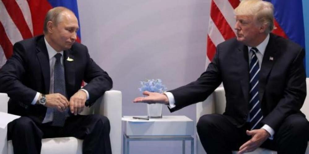 بدء قمة بين الرئيس الأمريكي ترامب والرئيس الروسي بوتين في هلسنكي