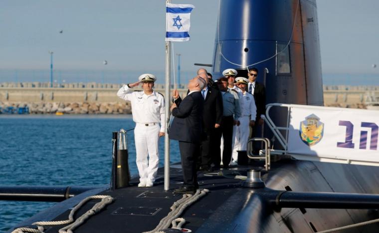 """تلفزيون الاحتلال الإسرائيلي يكشف تطورات جديدة في قضية """"الغواصات الألمانية"""""""