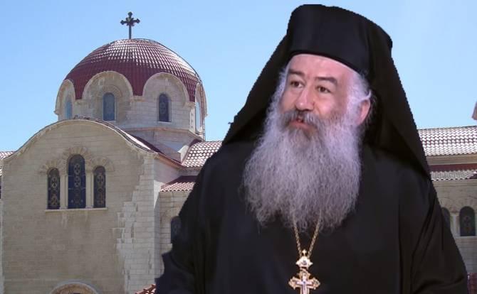 مطران الروم الارثوذكس: الوصاية الهاشمية على المقدسات في القدس هي الوصاية الشرعية
