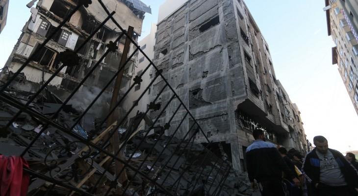 بالأسماء:سبعة شهداء و26 إصابة جراء العدوان الإسرائيلي على قطاع غزة
