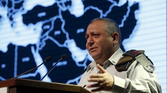 رئيس الأركان الإسرائيلي يعقد اجتماعاً سرياً مع قائد القوات الأمريكية في أوروبا