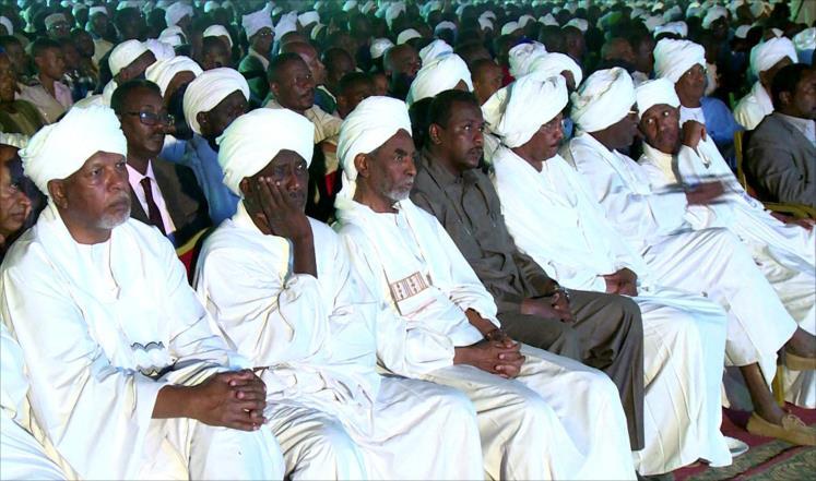 بالوثائق:خارطة جماعة الإخوان المسلمين الأرهابين في السودان