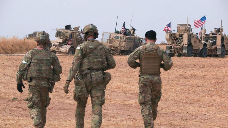 بغداد تتفق مع واشنطن على خفض التواجد العسكري في قاعدتين عسكريتين