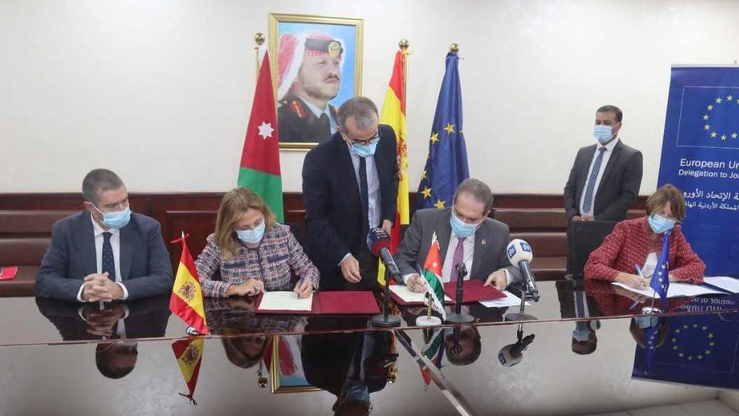 22 مليون يورو منحة لتحسين إدارة الأمراض غير المعدية بالأردن