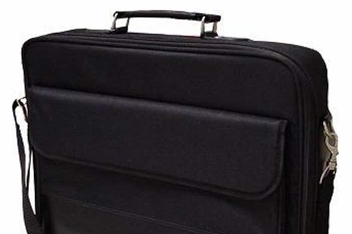 على من وجد هذه الحقيبة التوجة لأقرب مركز أمني ...
