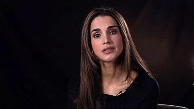 الملكة رانيا : قلوبنا انفطرت لحادثة البحر الميت