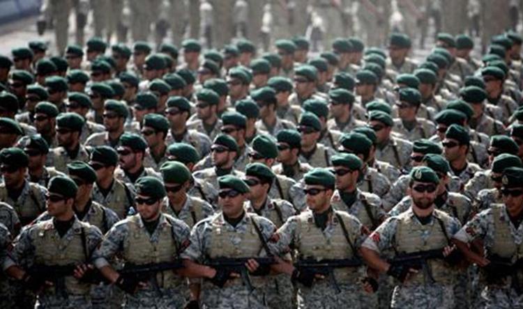 سريان تصنيف الحرس الثوري الإيراني ضمن قائمة الإرهاب الأمريكية