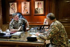 القائد الأعلى يطمئن على جاهزية تشكيلات ووحدات القوات المسلحة