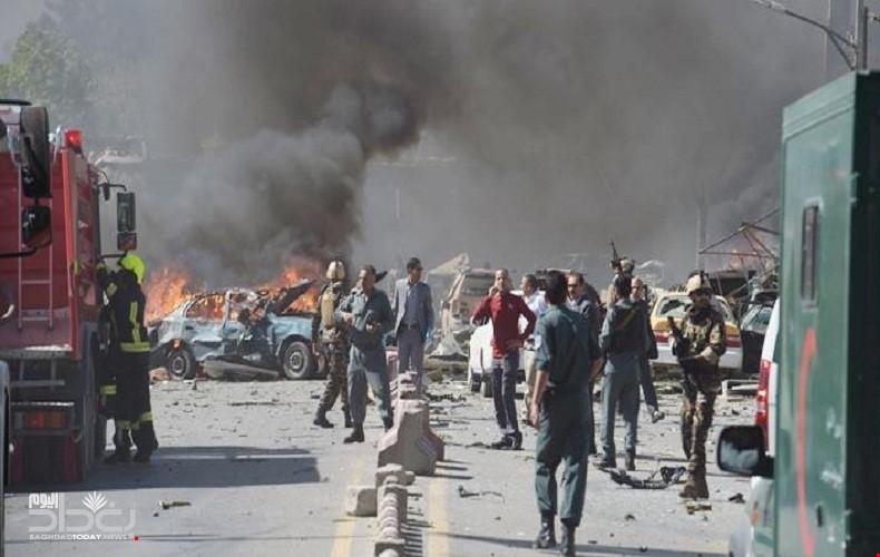 مع بد التصويت..انفجارات تهز مراكز التصويت في كابول