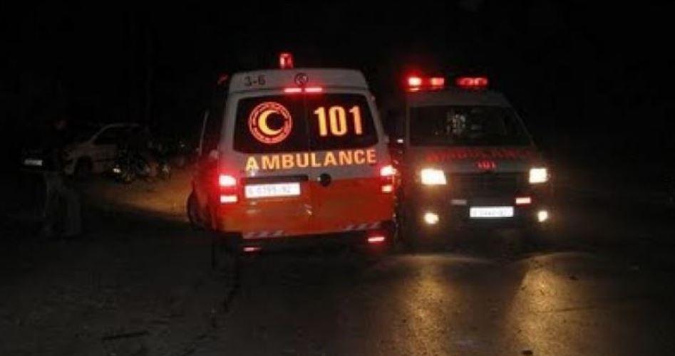الصحة الفلسطينية: شهيد وإصابات برصاص قوات الاحتلال الإسرائيلي وسط قطاع غزة