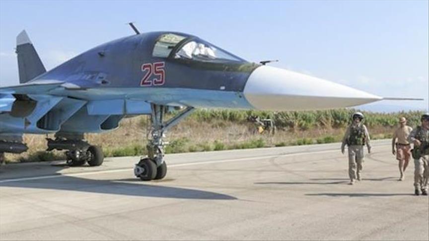 وسائل الدفاع الجوي الروسية تسقط أهدافا جوية مجهولة فوق قاعدة حميميم