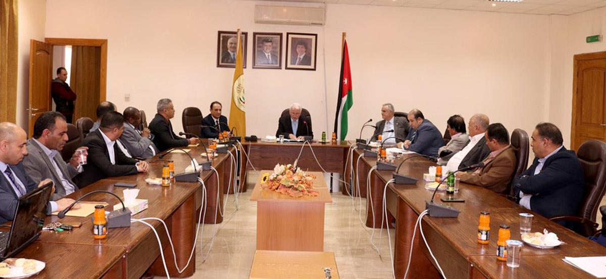وزير التعليم العالي يؤكد دعمه لجامعة الحسين لتذليل التحديات التي تواجهها