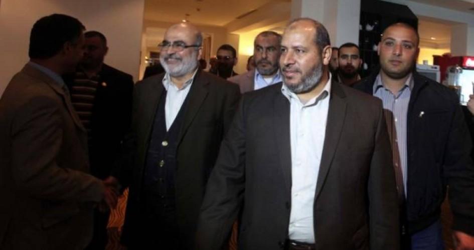 وفد من حماس يصل مساء اليوم الى القاهرة بناء على دعوة مصرية