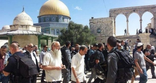 """""""منظمات الهيكل المزعوم"""" المتطرفة تدعو لاستباحة المسجد الأقصى في ذكرى احتلال القدس"""
