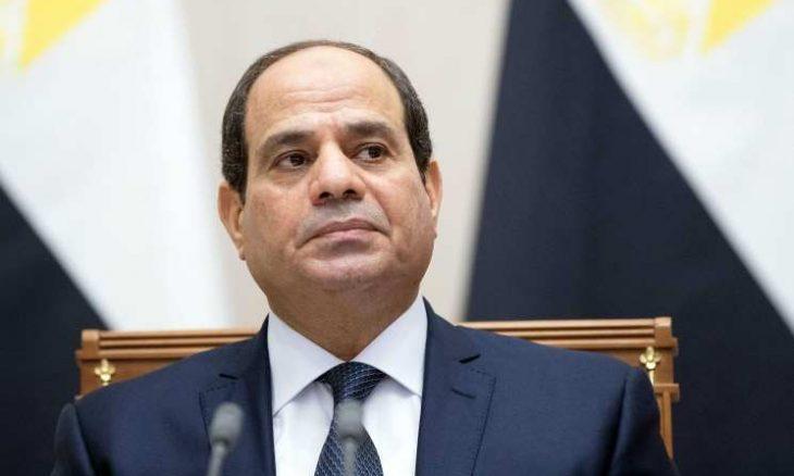 الرئيس السيسي: الجيش المصري سيتحرك إذا تعرض أمن الخليج لخطر مباشر