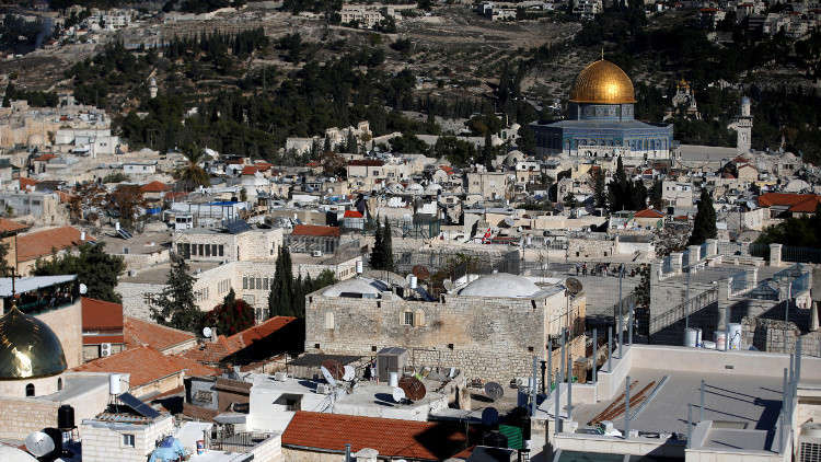 السعودية: أي إعلان أمريكي بشأن القدس قد يضر بعملية السلام