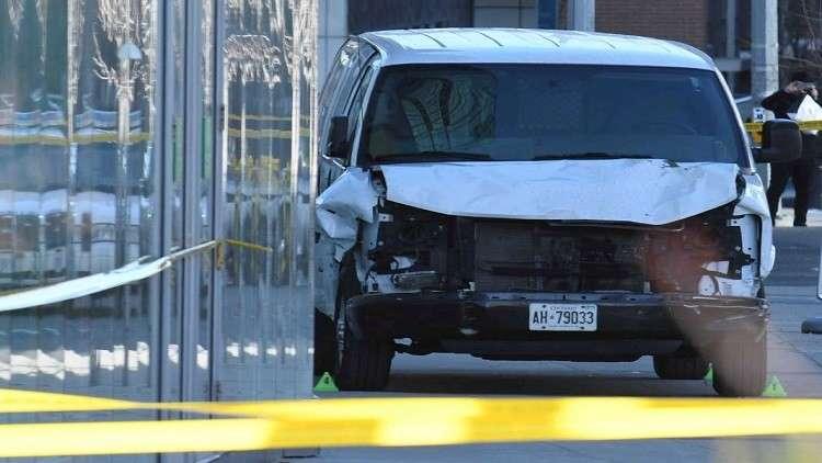 ارتفاع ضحايا عملية الدهس في تورونتو إلى 10 قتلى و15 جريحا