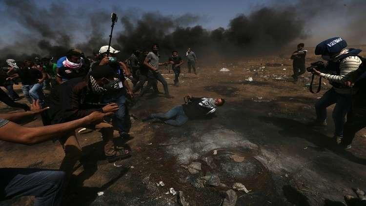 استشهاد نجل قيادي بارز في حركة حماس شرقي قطاع غزة