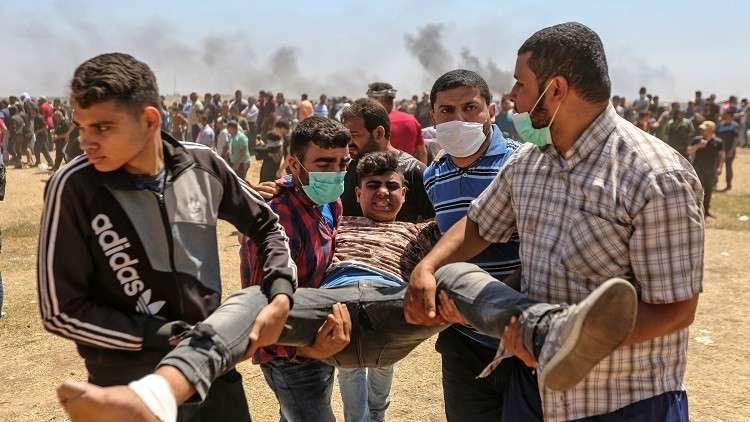 مصر تدين استهداف المدنيين الفلسطينيين في غزة