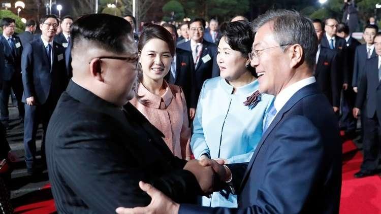 محادثات رفيعة بين الكوريتين غدا الأربعاء